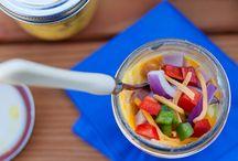 Food - Mason Jars