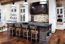 Kitchen Interior / by Rois Price