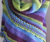 shawls haken