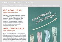 Change Konsultan / Konsultan ISO Profesional Terpercaya Jaminan Lulus