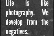 <3 We develop from the negatives <3  / by Celeste Sandstrom