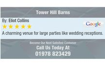 Our Wedding Venue Feedback / Feedback from our lovely Bride & Grooms.