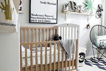 LULLABIES / Influências bacanas para o quarto do bebê.