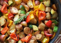 One Pot Weekday Meals