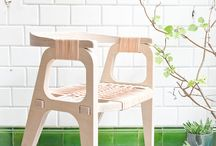 Wood work / Ting jeg kan lide