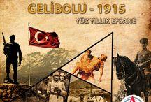 Çanakkale Zaferinin 100.Yılı / Çanakkale Zaferi ve Şehitleri Anma Günü