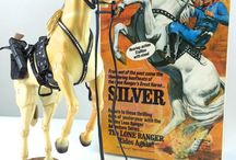 Rare vintage toys / vintage western toys and action figures