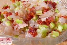 Iodé - Sea food / fruits de mer & poisson - fish oyster urchin prawn...