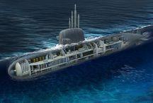 Lode,Jachty,ponorky...