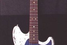 Fender solid body