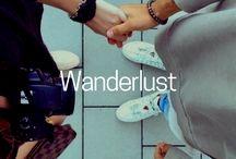 Wanderlust / Explore. Dream. Discover.