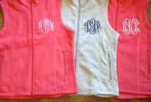 Monogram / by Meg Davis