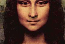 Mona Lisa Hoje! / Releituras da grande obra de Da Vinci