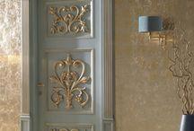 Altın varak kapılar ⚜