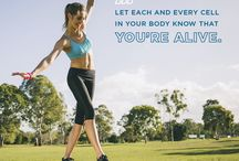 Move / Active living inspiration.