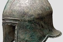 Ancient helmets Illyrian Helmets / Illyrian helmet - Greek helmet - Greek bronze helmet