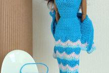 dolls + crochet