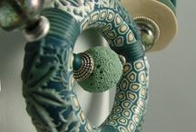 POLYMERE et TERRE / Techniques, créations, inspiration  pâte polymère, résine, céramique ...