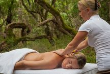 Spa Treatments, Forest Bloom Spa / After spending your time on this earth bound paradise, float away to a heavenly realm with a blissful and rejuvenating spa treatment. From shiatsu to full facials, there is a treatment to pamper every inch of your body, taking you to new levels of relaxation you never thought possible. / by Grootbos Private Nature Reserve