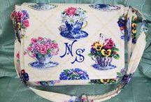 Romantic Handbags and Totes