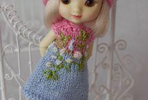 Dolls and dresses / Bambole, accessori, abiti