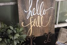 It's Fall Y'all / All things Fall, Thanksgiving, & Halloween. Curated by Vanessa Krombeen of TheCheekyBeen Blog