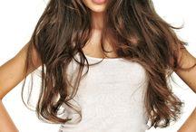 Cheveux Chatains Long Droit-Dark Brown Long Hair / Haircolor-Coloration