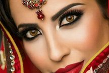 Indian Make-up/Bridal❤️