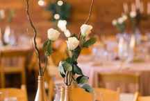 Flowers / Table centerpieces and flowers