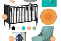 Baby Spaces / by Parker Norman Komar