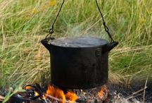 Cast Iron Cooking/Recipies/cookware / by Joanne Coyle