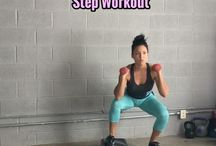 Trening: Step workout