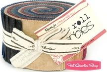 simon quilt fabric ideas / by Elizabeth Hipwell