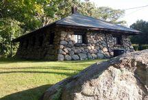 Rockie houses