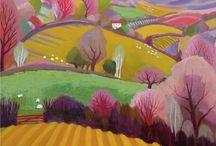 Sue Campion * art