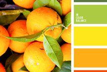 цвет, сочетание, color