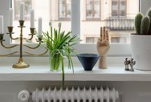 Window decor(scandinavian)