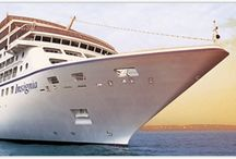 Around the World in 180 Days With Oceania Cruises / On January 10 2015 Oceania Cruises, Insignia will depart Miami for her 'Around the World in 180 Days' cruise. The voyage will take in 89 ports in 44 countries and 19 of those calls shall be overnight stays. Insignia will return to Miami on July 8 2015.  We have decided not to tell you where she is going, instead we are going to show you. Every day we shall update this board with images of the destinations Insignia shall visit and we hope you enjoy the exciting journey!