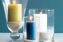 Candles & Scents / Candles & Scents For The Home / by Tammi Pinaholic