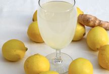Cleanse/Health / Lemon ginger cleanse