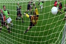 Improve Shooting Skills / There are many different types of shots: a simple raise, the volley, technical. http://the-soccer-drills.com