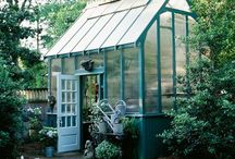 Garden - Greenhouse / by Terri-Ann Houghton