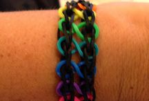 crafts - rainbow loom / by Siovhan Bolton