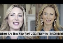 Where Are They Now? Monthly Favorites Revisited