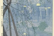 Asian paintings and prints