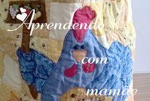 Capa para galão de água em patchwork /  Capa para galão de água feita em patchwork,  os tecidos usados são de algodão  e em diferentes padronagens na cor amarelo,