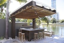 Ideas for the House / Outdoor Bar