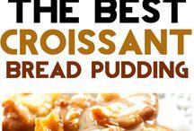 Puddings cinnamon