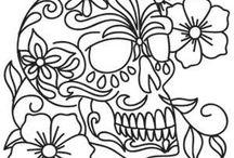 Projekter, jeg vil prøve / Doodle