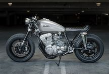 Yamaha XS project 2013 / Inspiration for upcoming project